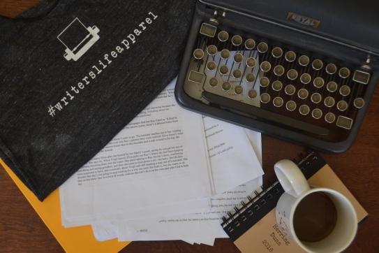 balancing writing editing querying writing more
