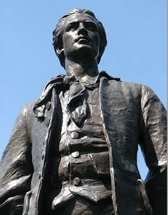 nathan-hale-statue